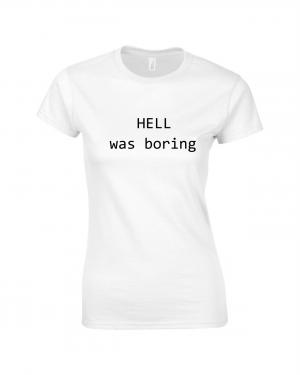 Tricou bumbac dama unisex alb negru imprimat serigrafie