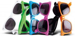 Ochelari soare plastic UV tampografie