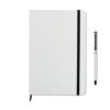 Agenda notebook A5 PVC embosare serigrafie