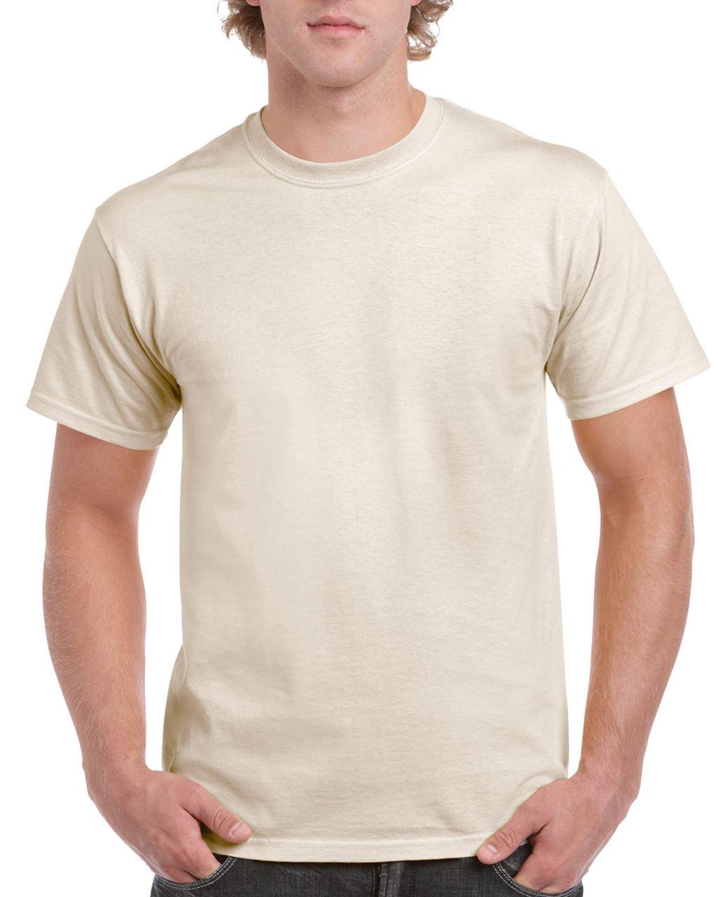 Tricou bumbac unisex barbatesc Gldan serigrafie broderie termotransfer DTG | Toroadv.ro