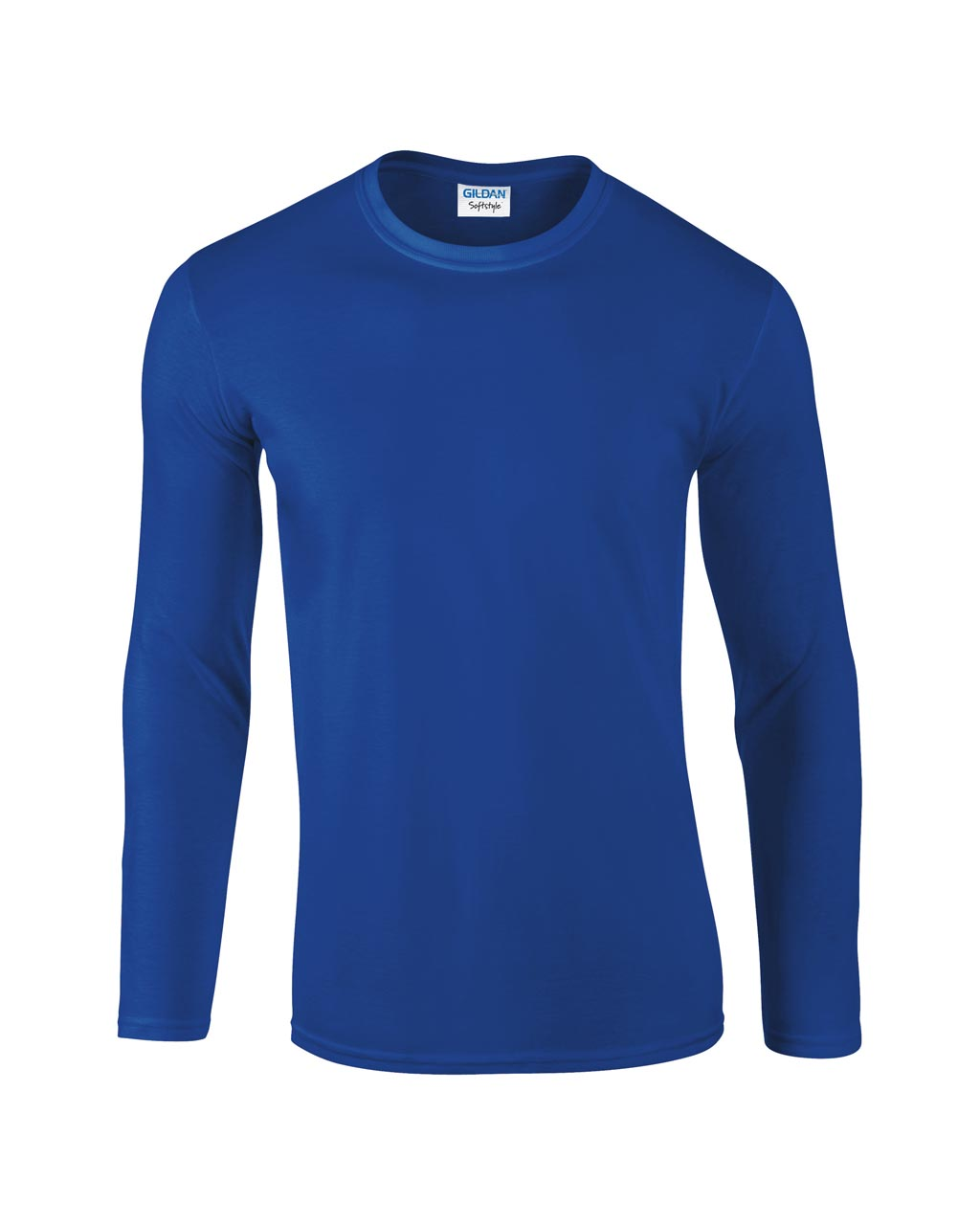 Tricou maneca lunga barbat bumbac premium softstyle serigrafie broderie termotransfer DTG | Toroadv.ro