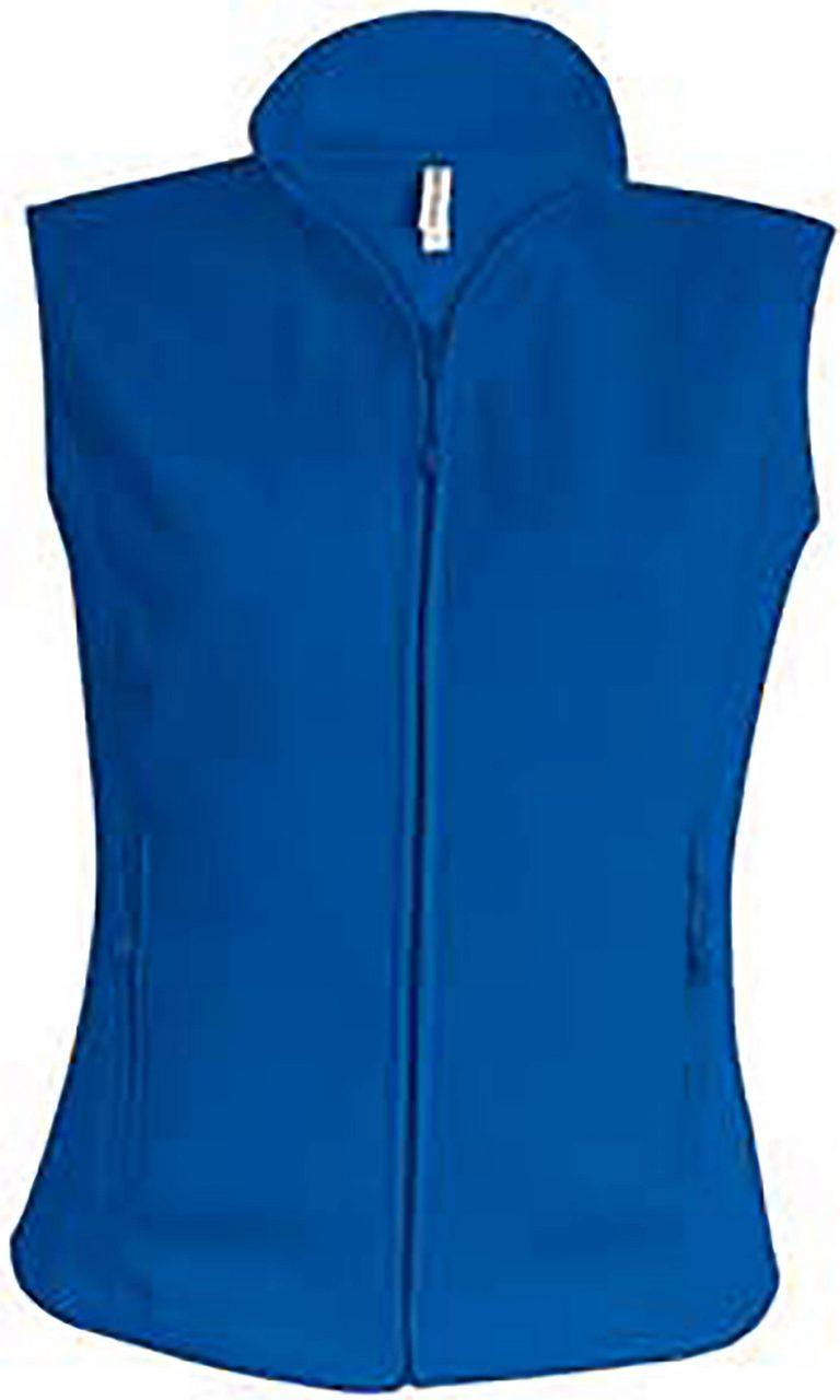 Vesta KA906 albastru royal Veste jachete dama barbatesti polar fleece softshell fas gluga ploaie vant broderie serigrafie termotransfer | Toroadv.ro