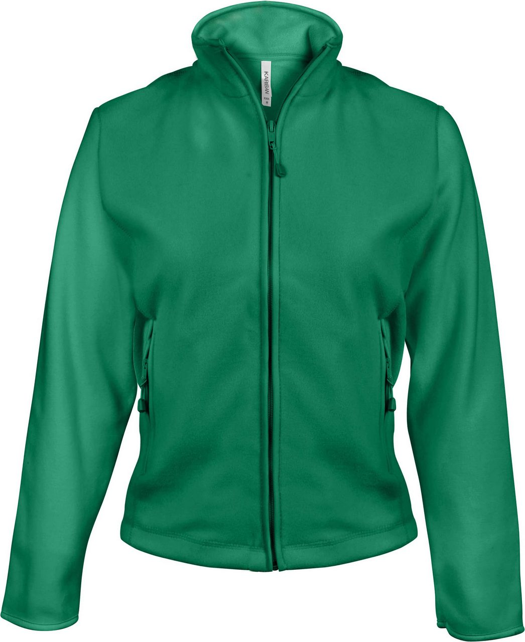 Fleece KA907 verde kelly Veste jachete dama barbatesti polar fleece softshell fas gluga ploaie vant broderie serigrafie termotransfer   Toroadv.ro