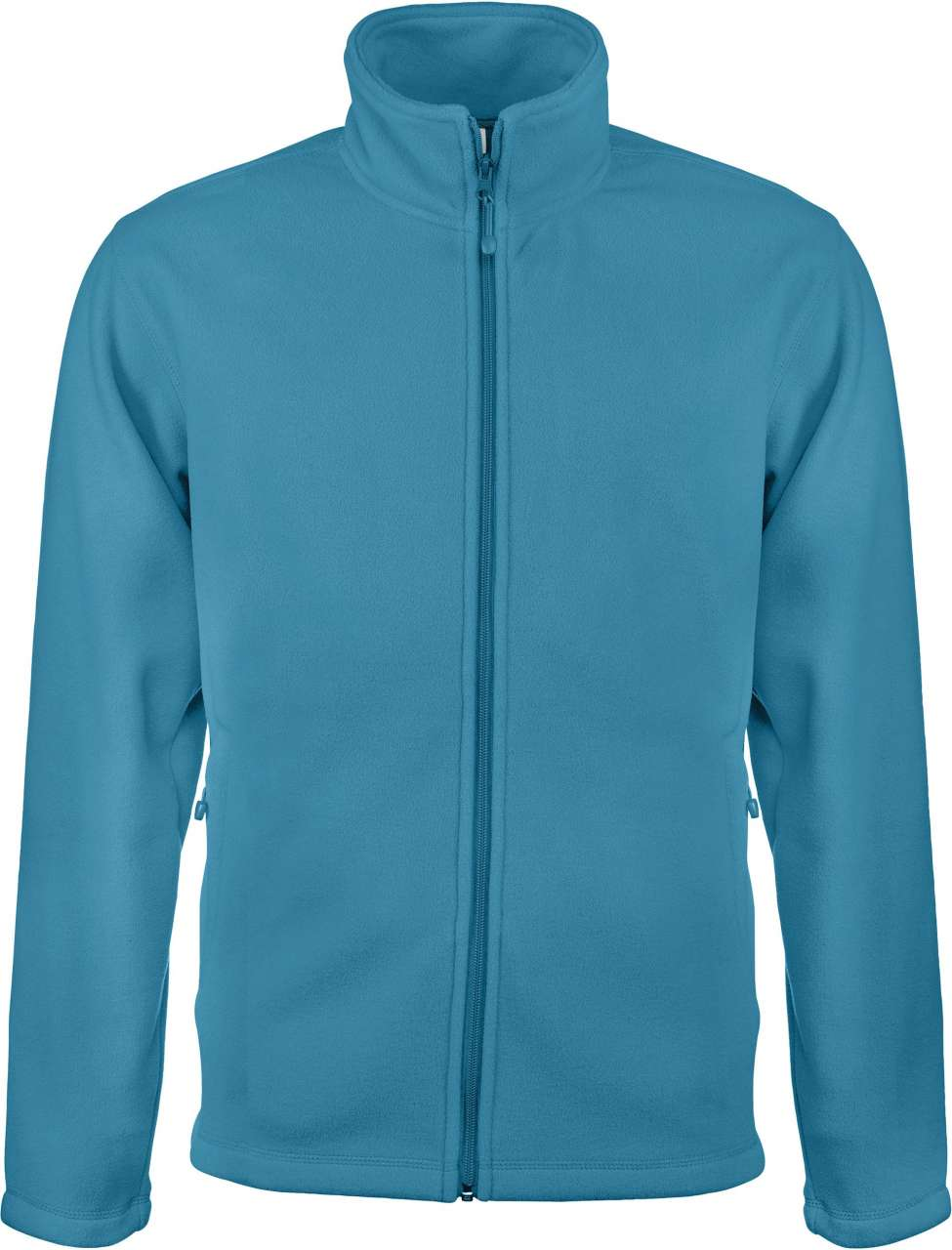 Fleece KA911 tropical blue este jachete dama barbatesti polar fleece softshell fas gluga ploaie vant broderie serigrafie termotransfer | Toroadv.ro