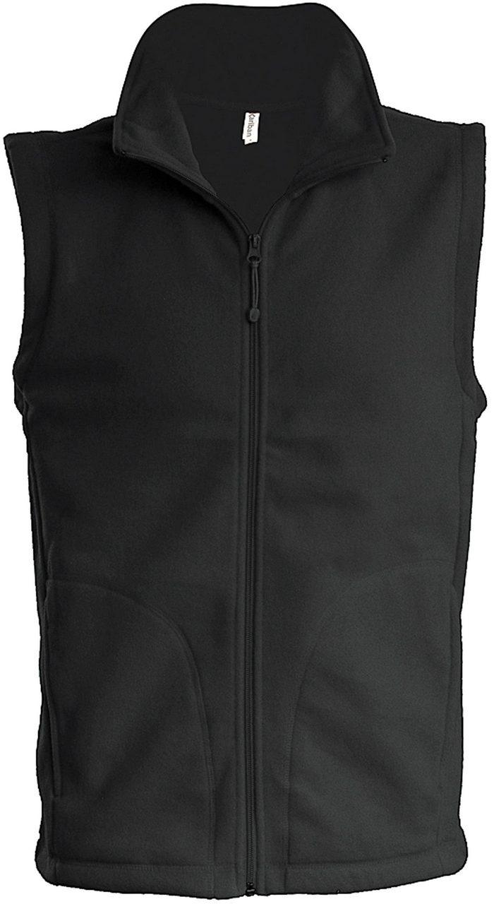 Vesta fleece KA913 gri inchis veste jachete dama barbatesti polar fleece softshell fas gluga ploaie vant broderie serigrafie termotransfer | Toroadv.ro