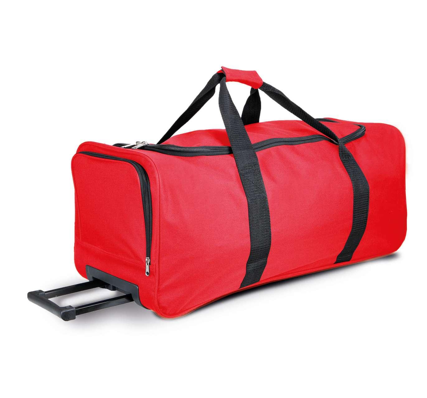 Geanta troller KI0812 rosie Genti rucsacuri personalizate conferinta laptop sport compartiment serigrafie broderie termotransfer