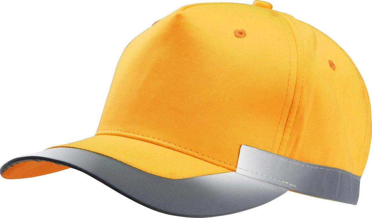 Sapca KP123 fluorescent orange portocaliu Caciuli sepci personalizate fulare manusi acryl bumbac poliester fleece polar reglabil catarama termotransfer serigrafie broderie