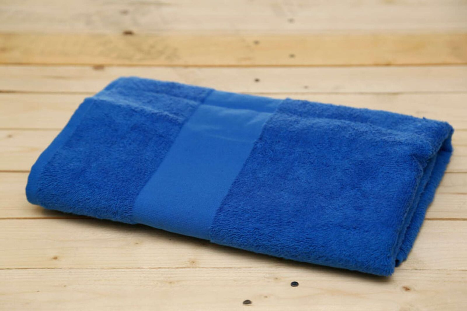 Prosop OL360 albastru royal Prosoape bumbac plaja baie bucatarie absorbante groase personalizate spa hotel broderie diverse dimensiuni