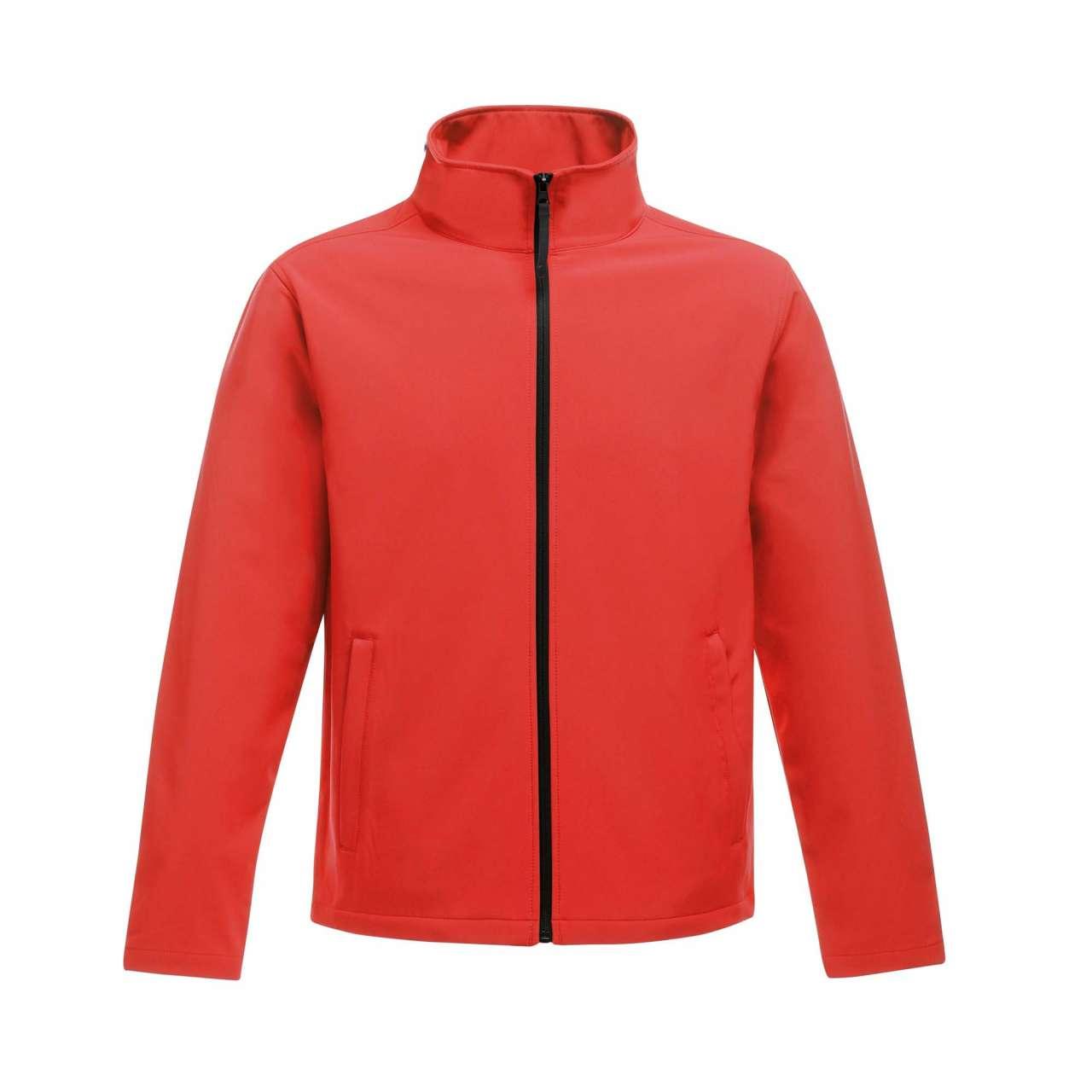 Softshell RETRA629 rosu negru Veste jachete dama barbatesti polar fleece softshell fas gluga ploaie vant broderie serigrafie termotransfer