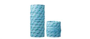 ML3103 Esarfa tubulara accesorii plastic personalizat serigrafie sublimare eco friendly bumbac poliester reciclat
