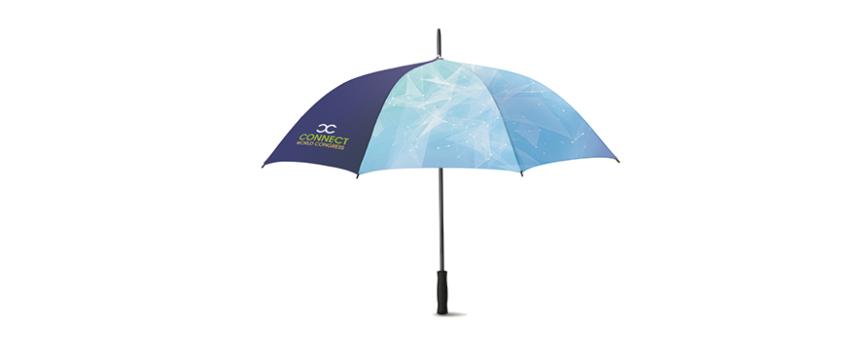 Mu3004 windproof umbrela MU3001 umbrela RPET Sacose sublimate rucsacuri termosuri cani agende pixuri umbrele eco friendly RPET materiale reciclate bambus fibre bumbac protejam mediul personalizate