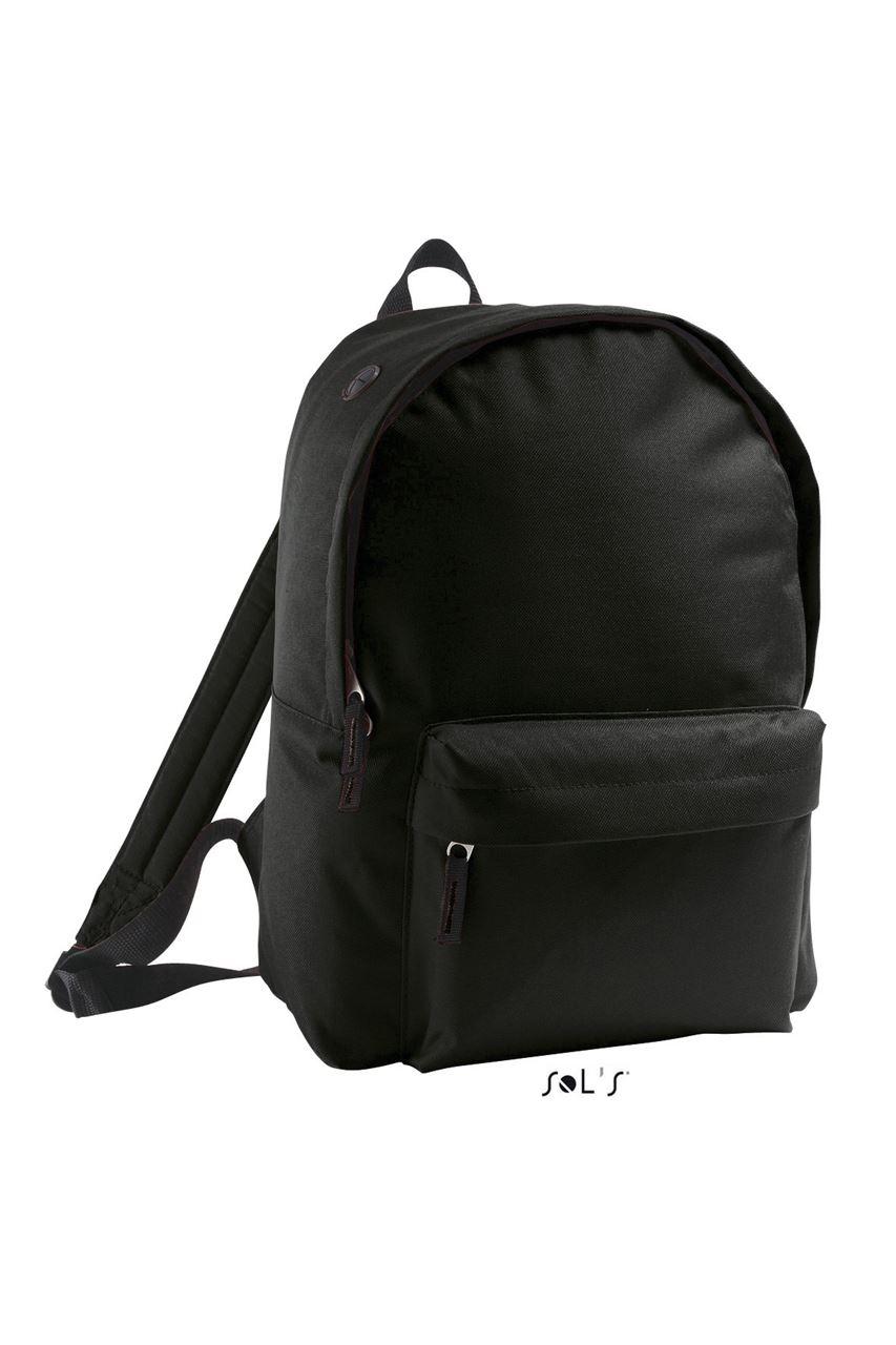 so70100 negru Genti rucsacuri personalizate conferinta laptop sport compartiment serigrafie broderie termotransfer
