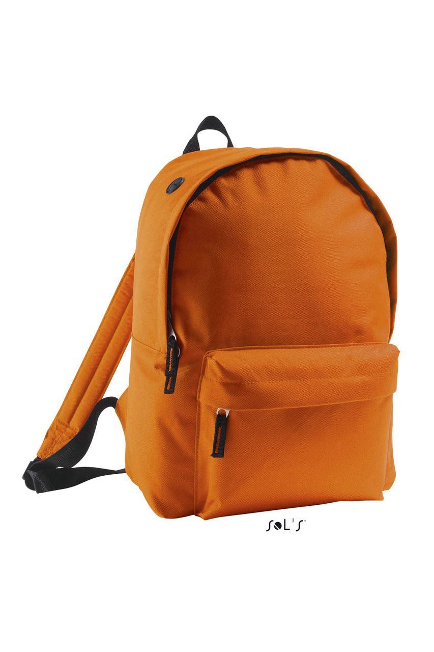 so70100 portocaliu orange Genti rucsacuri personalizate conferinta laptop sport compartiment serigrafie broderie termotransfer
