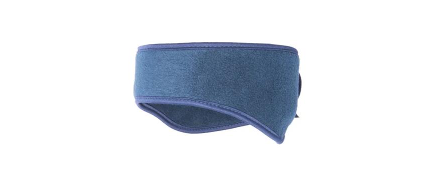 1890 Bleumarin deschis navy ntita urechi caciuli manusi fular acryl thinsulate fleece sepci lanyard plastic rPET reciclat eco friendly protejam mediul personalizate