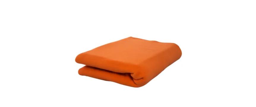 1560 orange portocaliu Patura fleece caciuli acryl thinsulate sepci lanyard plastic rPET reciclat eco friendly protejam mediul personalizate