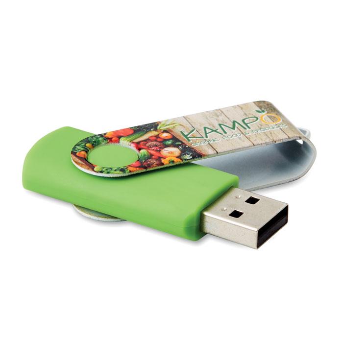 USB print full color clip