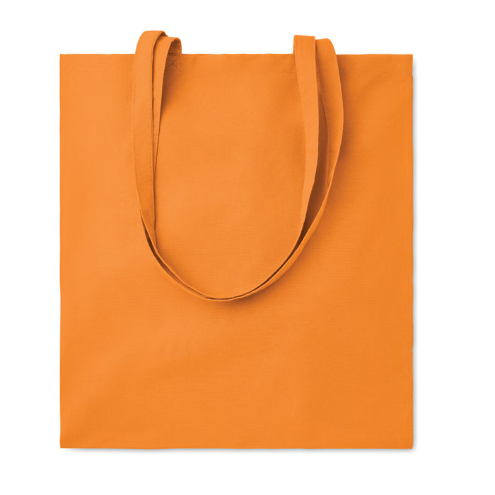 Sacosa eco-friendly portocaliu orange