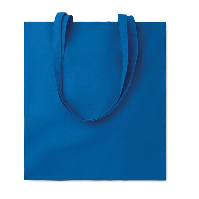 Sacosa cumparaturi eco-friendly albastra