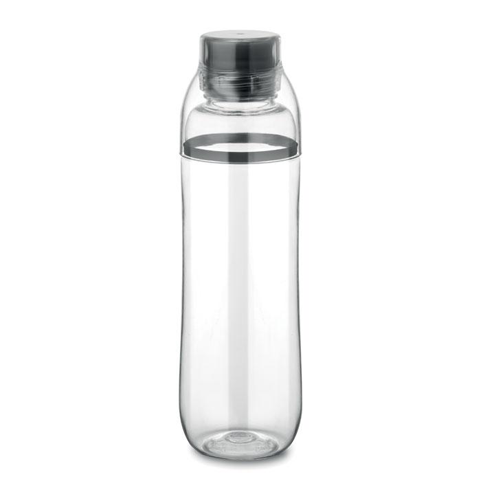 Sticla tritan neagra mo8656 BPA free 700 ml personalizare gravura laser tampografie, sticker