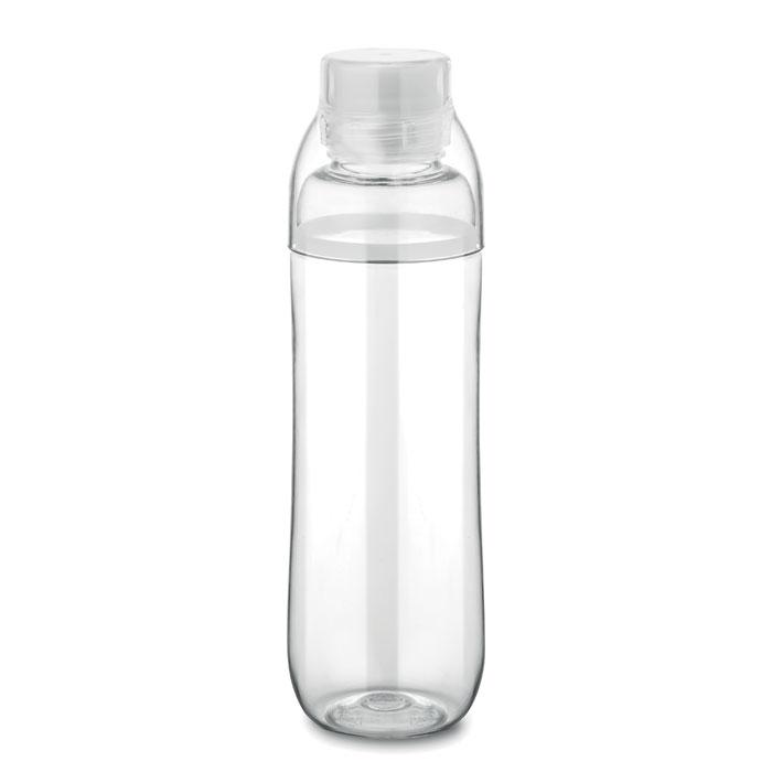 Sticla tritan alba mo8656 BPA free 700 ml personalizare gravura laser tampografie, sticker
