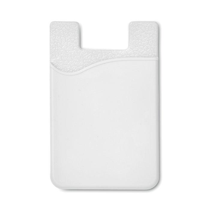Port card RFID alb mo8736 silicon protectie banda adeziv 3M personalizare tampografie
