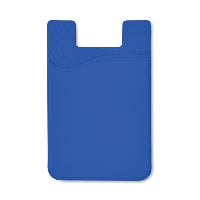 Port card RFID albastru mo8736 silicon protectie banda adeziv 3M personalizare tampografie
