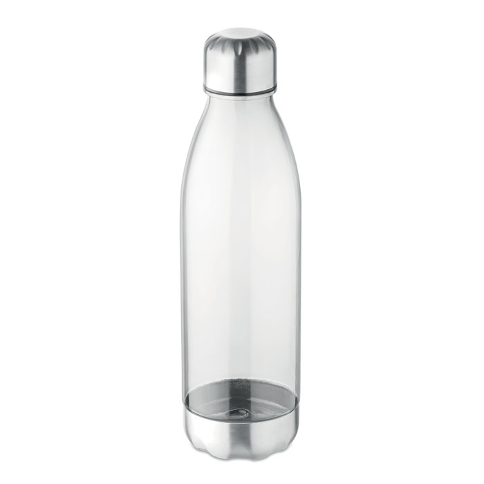 Sticla tritan transparenta mo9225 BPA free 600 ml personalizare gravura laser tampografie, sticker