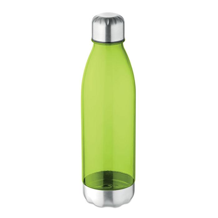 Sticla tritan verde lime mo9225 BPA free 600 ml personalizare gravura laser tampografie, sticker