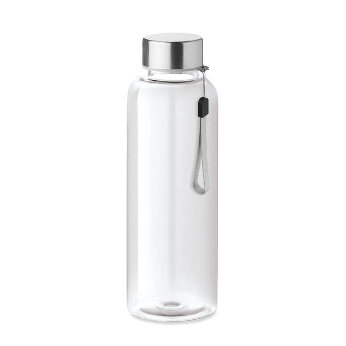 Sticla tritan alba mo9356 BPA free 500 ml personalizare gravura laser tampografie, sticker