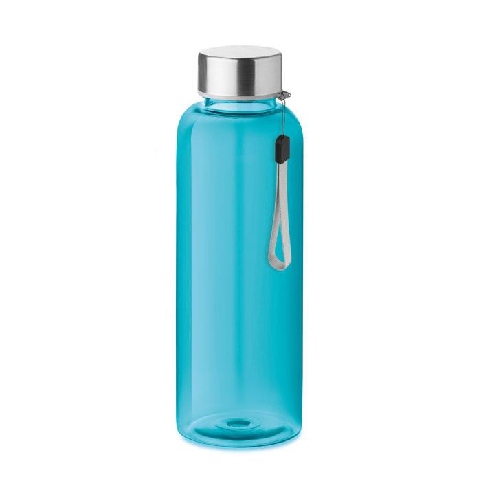 mo9356Sticla tritan turquoise mo9356 BPA free 500 ml personalizare gravura laser tampografie, sticker