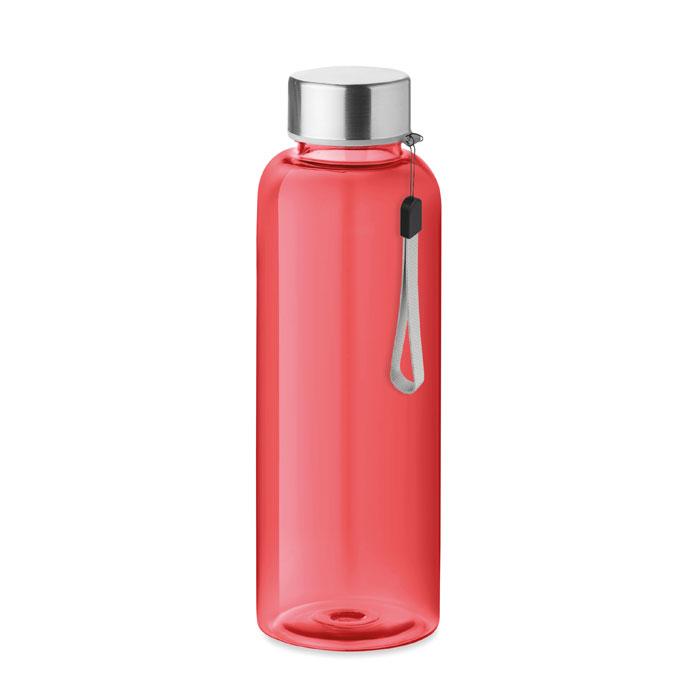 mo9356 Sticla tritan rosie mo9356 BPA free 500 ml personalizare gravura laser tampografie, sticker