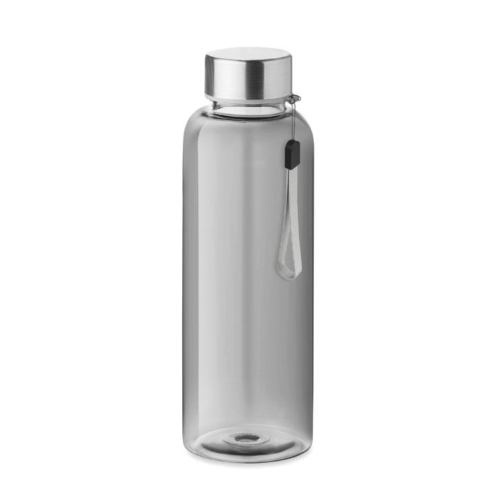 Sticla tritan gri mo9356 BPA free 500 ml personalizare gravura laser tampografie, sticker