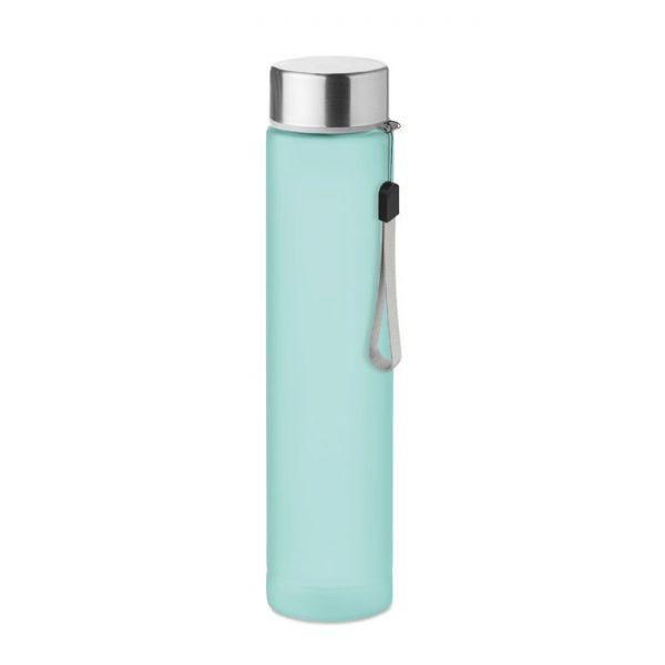 Sticla tritan heaven blue mo9357 BPA free 300 ml personalizare gravura laser tampografie, sticker