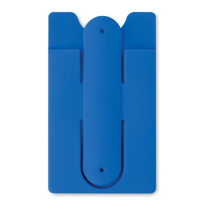 Port card RFID albastru mo9685 silicon protectie banda adeziv 3M personalizare tampografie