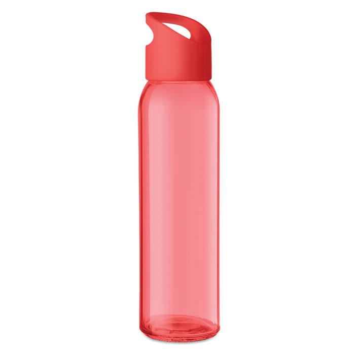 Sticla rosie mo9746 470 ml personalizare gravura laser tampografie, sticker