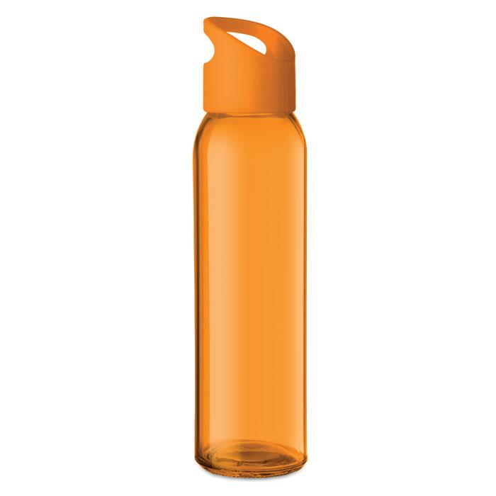 Sticla portocalie mo9746 470 ml personalizare gravura laser tampografie, sticker