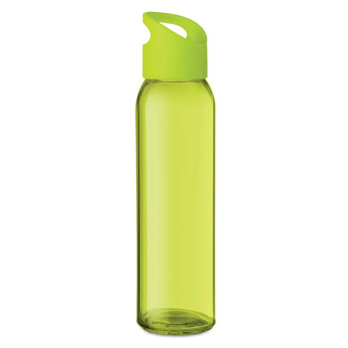 Sticla verde lime mo9746 470 ml personalizare gravura laser tampografie, sticker