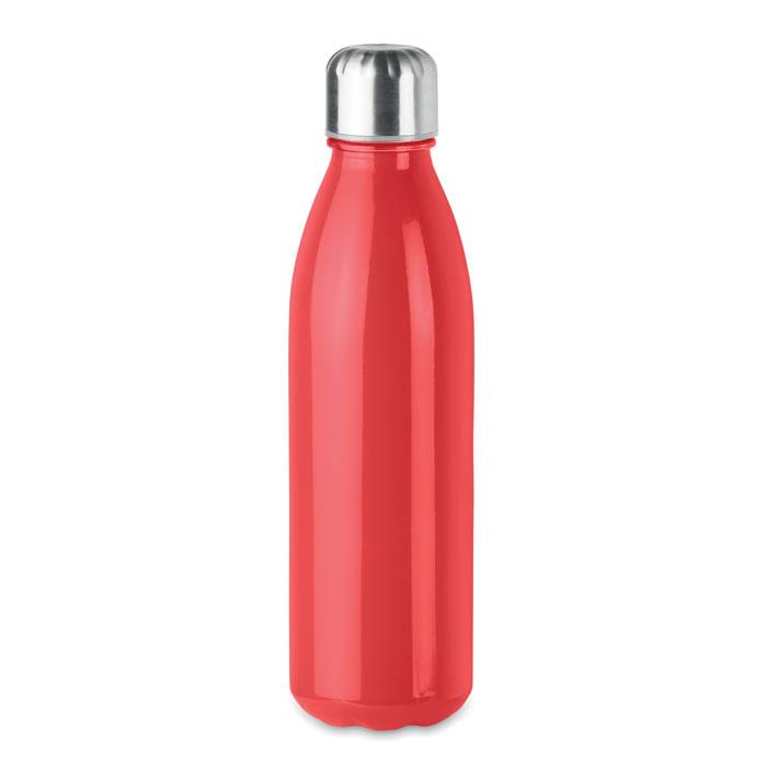 Sticla rosie mo9800 650 ml personalizare gravura laser tampografie, sticker