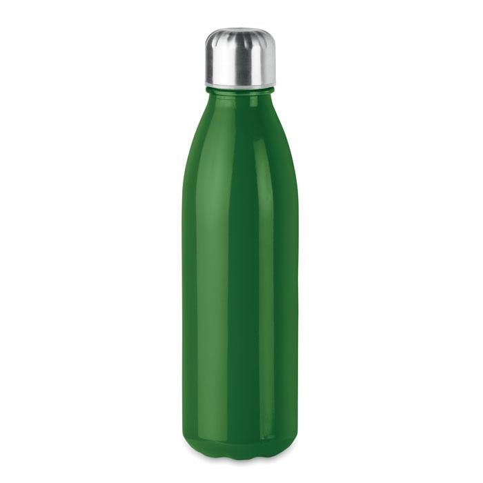 Sticla verde mo9800 650 ml personalizare gravura laser tampografie, sticker