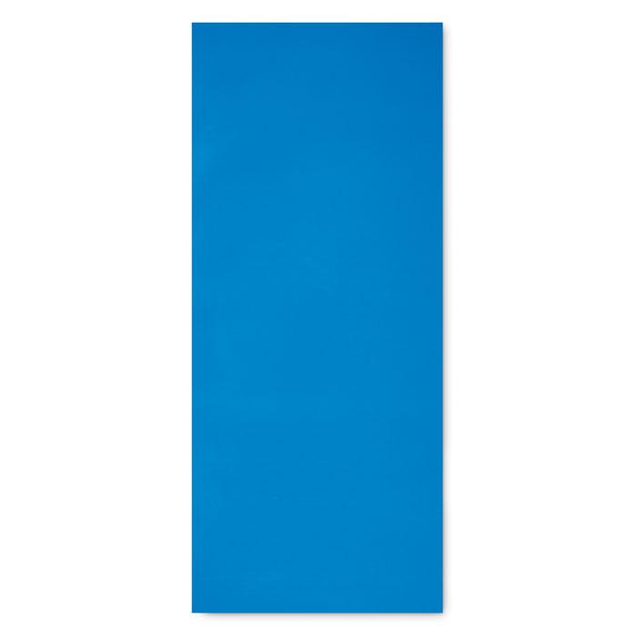 Saltea albastra mo9463 yoga pilates fitness cu husa personalizata   Toroadv.ro