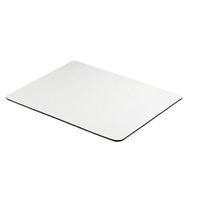 Mousepad alb mo9833 sublimare antiderapant poliester cauciuc personalizat office | Toroadv.ro