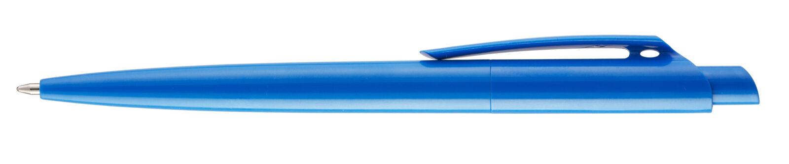 Pix Vini solid blue invelis antibacterian print 360 grade tampografie | Toroadv.ro