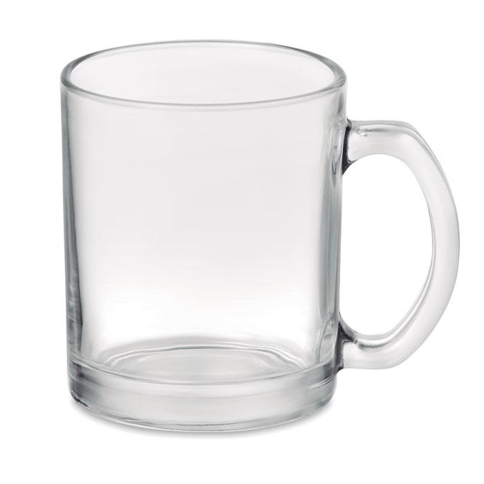 Cana sticla transparenta mo6118 300 ml syblimare | Toroadv.ro